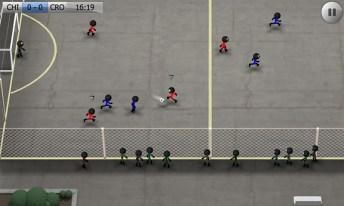 Stickman Soccer - Classic APK MOD imagen 3