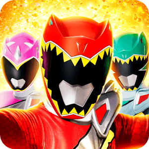 Power Rangers Dino Charge APK MOD