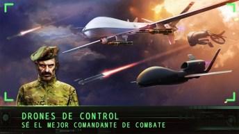 Drone Shadow Strike APK MOD imagen 2