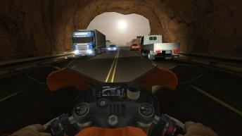 Traffic Rider APK MOD imagen 4