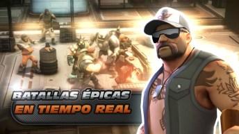 Alpha Squad 5 RPG & PvP Online Battle Arena APK MOD imagen 1