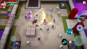 Rogue Gunner Pixel Shooting APK MOD imagen 1