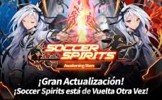 Soccer Spirits APK MOD imagen 1