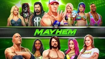 WWE Mayhem APK MOD imagen 1