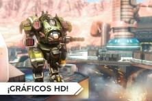 ROBOT WARFARE ONLINE APK MOD imagen 3