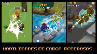 Cube Knight Battle of Camelot APK MOD imagen 3