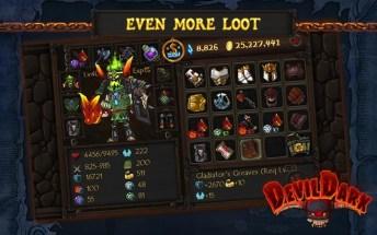 DevilDark - The Fallen Kingdom APK MOD Imagen 5