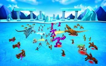 Epic Battle Simulator APK MOD imagen 4