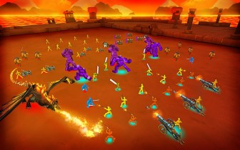 Epic Battle Simulator APK MOD imagen 5