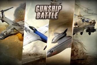 GUNSHIP BATTLE Helicopter 3D APK MOD imagen 4