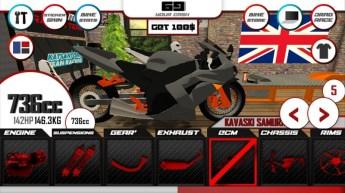SouzaSim - Drag Race APK MOD imagen 1