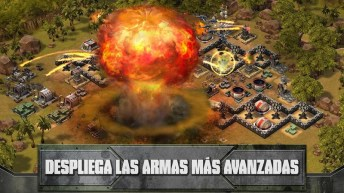 Empires and Allies APK MOD imagen 1