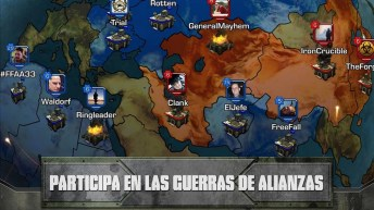 Empires and Allies APK MOD imagen 3
