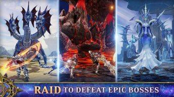 AxE Alliance vs Empire APK MOD imagen 1