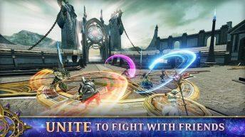 AxE Alliance vs Empire APK MOD imagen 2