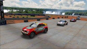 Pocket Rally LITE APK MOD imagen 3