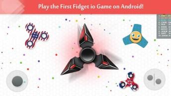 Fidget Spinner .io Game imagen 1