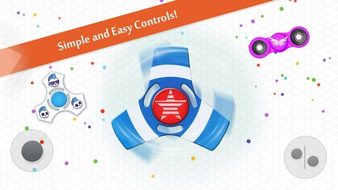Fidget Spinner .io Game imagen 5