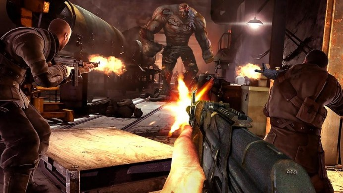 Zombie Shooter Fury of War imagen 5