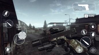 Battle Of Bullet free offline shooting games APK MOD imagen 2
