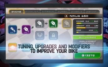 Drag Racing Bike Edition APK MOD imagen 4