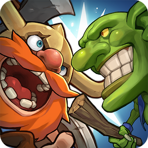 Castle Burn - RTS Revolution APK MOD