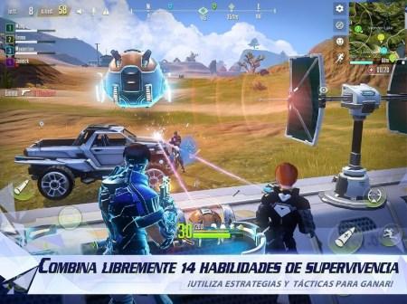 Cyber Hunter APK MOD imagen 1