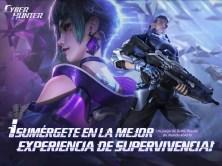 Cyber Hunter APK MOD imagen 2