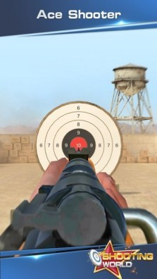 Shooting World - Gun Fire APK MOD imagen 2