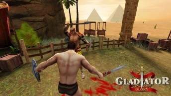Gladiator Glory Egypt APK MOD imagen 2