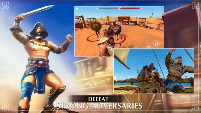 Gladiator Glory Egypt APK MOD imagen 5