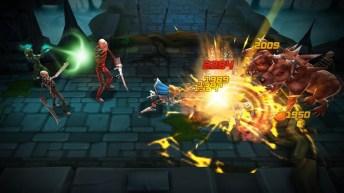 Blade Warrior APK MOD imagen 3