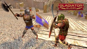 Gladiator Glory APK MO imagen 1