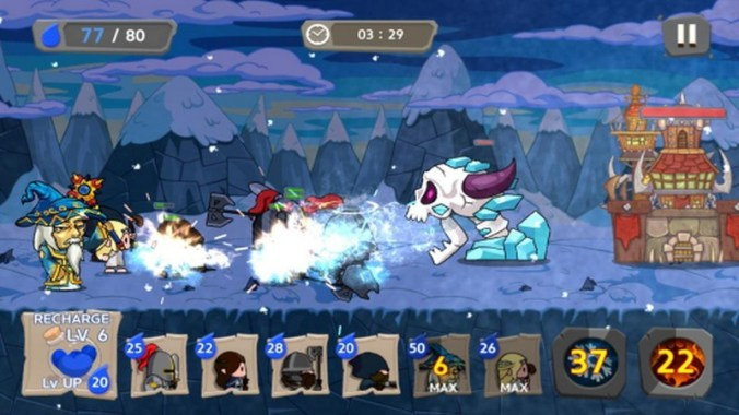 Royal Defense King APK MOD imagen 5