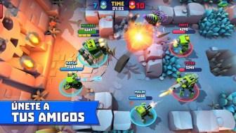Tanks A Lot APK MOD imagen 3