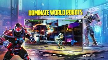 World Robot Boxing 2 APK MOD Imagen 1