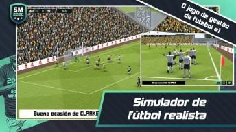 Soccer Manager 2020 APK MOD Imagen 1