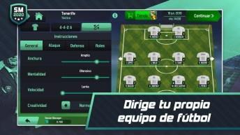 Soccer Manager 2020 APK MOD Imagen 2