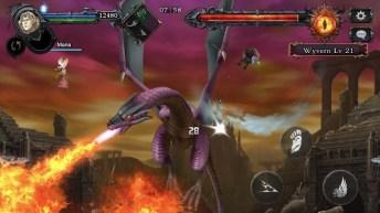 Castlevania Grimoire of Souls APK MOD Imagen 2