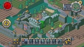 Lock's Quest APK MOD Imagen 3