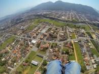 Sobrevoando Jaraguá do Sul - SC