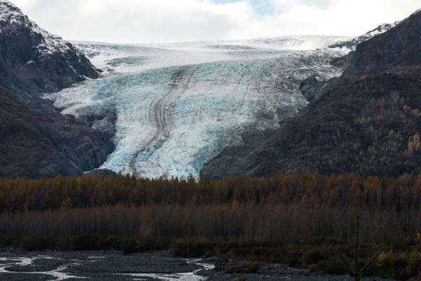 Glaciar Exit