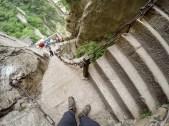 Escadaria interminável