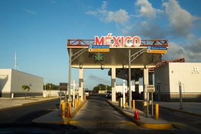 Fronteira México