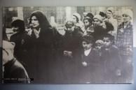 Judeus chegando em Auschwitz