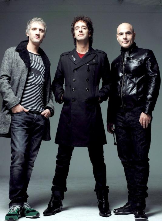 Fundadores de Soda Stereo