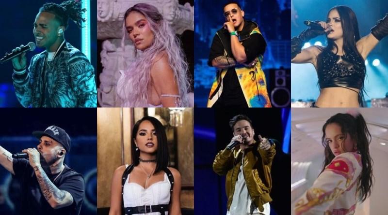 Mejores cantantes de Reggaetón - Canciones más escuchadas