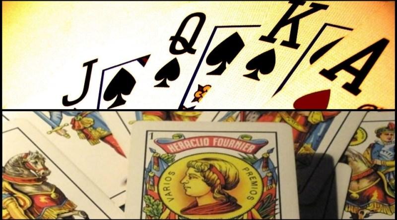 Juegos con cartas o naipes