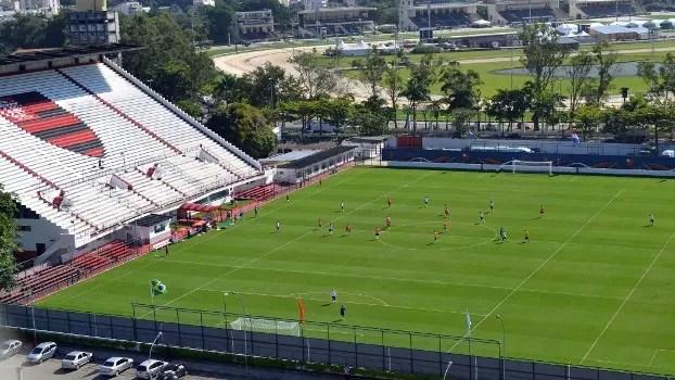 Estádio mais bonito do Brasil, sem clubismo. Foto: Blog Totalmente Rubro-Negro