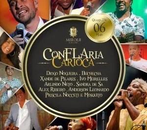 ConFLAria faz show solidário nesta quarta-feira na Lagoa